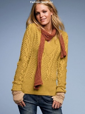 Úplně nový nádherný svetr z USA - VICTORIA SECRET za super cenu